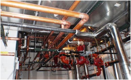Sistem Plumbing dalam Gedung