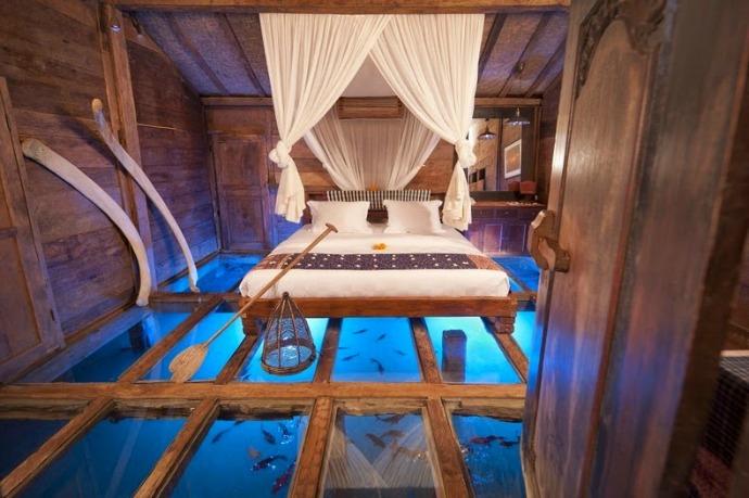 Hotel Bambu Indah, Bali